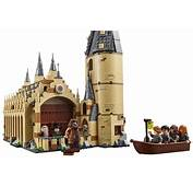 Legos New Harry Potter Great Hall Set Is A Magical Delight
