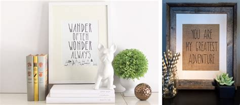 10 interior design quotes to get you out of that style rut 10 frame worthy inspirational quotes wandeleur