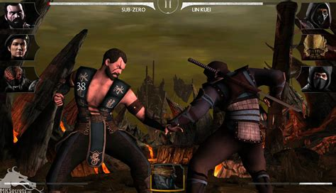 mortal kombat android mortal kombat secrets the most informative mortal kombat source on the web