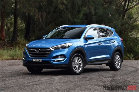 hyundai tucson hyundai tucson elite 1 6t review performancedrive