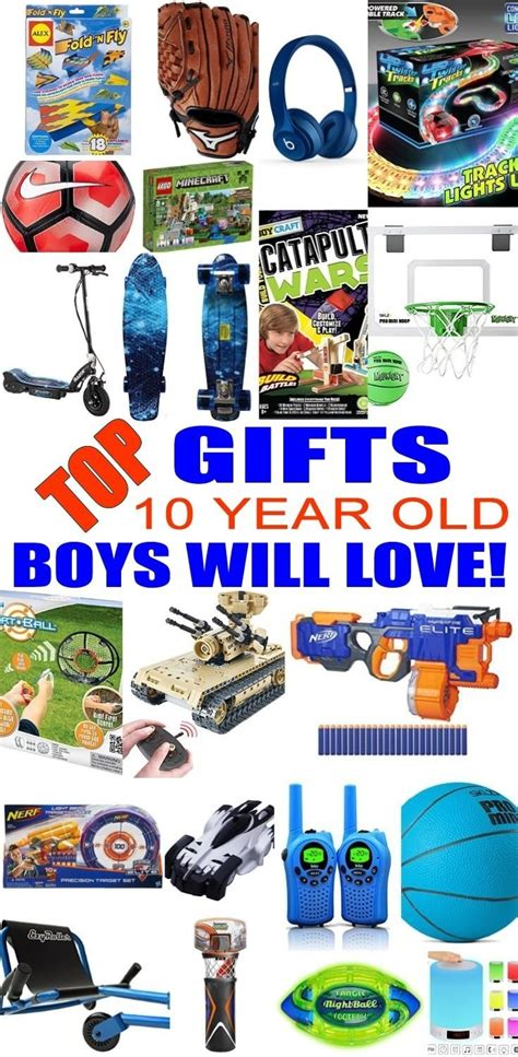 10 top gifts 9 year boy 10 best 10 year boy gift ideas