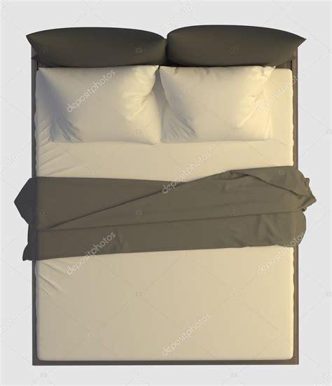 how to be good on top in bed widok z g 243 ry ł 243 żka na białym tle zdjęcie stockowe
