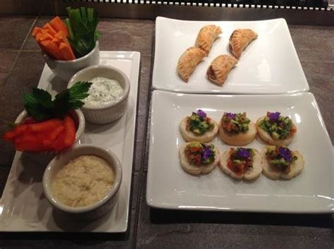 dinner canapes pre dinner canapes picture of glen aros country estate