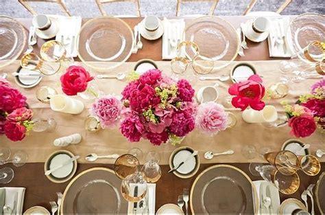 Tischgestaltung Hochzeit by Rustikale Hochzeit Tischdekoration Ideen 2014 2015