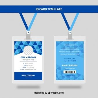 Lanyard Card Template by Lanyards Vectors Photos And Psd Files Free