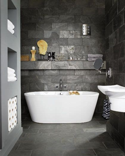 25 best ideas about slate bathroom on slate shower tile slate shower and shower