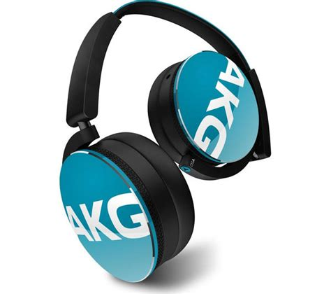 Black Y50 Headphones buy akg y50 headphones teal free delivery currys