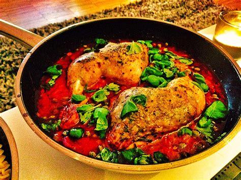 Italienische Len by Italienische H 228 Hnchenkeulen Rezept Mit Bild Chefkoch