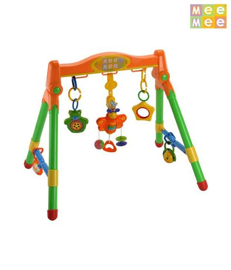 baby play gym with lights and music mee mee baby musical play gym with light buy mee mee