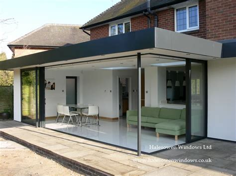 Bi Fold Glass Doors Exterior Cost 1000 Images About House Ideas On Kitchen Extensions Aluminium Windows And Extensions