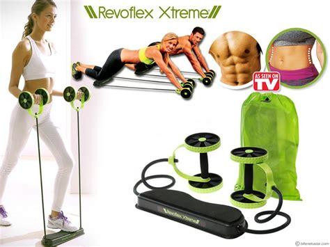 Revoflex Alat Olahraga Ringan T1910 revoflex bfit alat fitnes olahraga bentuk tubuh ideal di rumah page 2