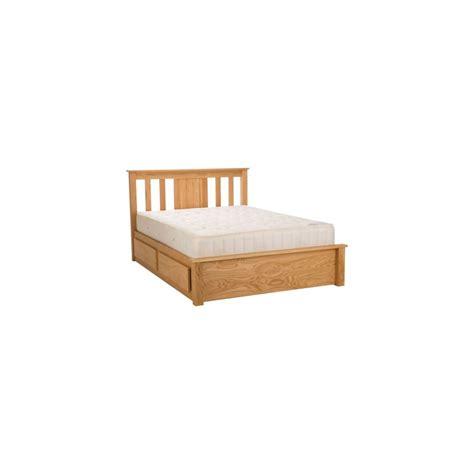 limelight bed limelight vesta 5ft oak bed bedsos co uk