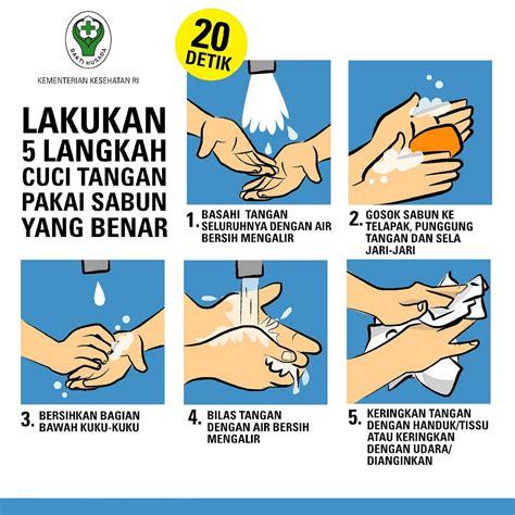 Sabun Cuci Tangan ayo biasakan cuci tangan pakai sabun news madina