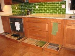 Kitchen Cabinets Without Toe Kick Toe Kick Drawers Worth It Or A Waste