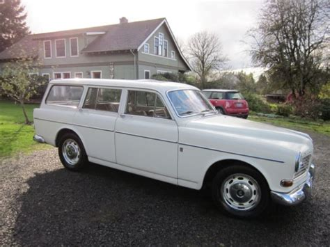 volvo wagons for sale 1967 volvo 122s wagon bring a trailer