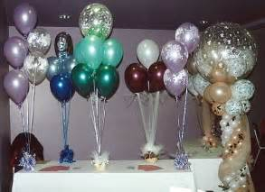 balloon centerpieces for tables balloons table decorations favors ideas
