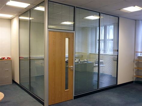 Interior Mobile Home Door by Office Partition Partition Systems Glass Partitions