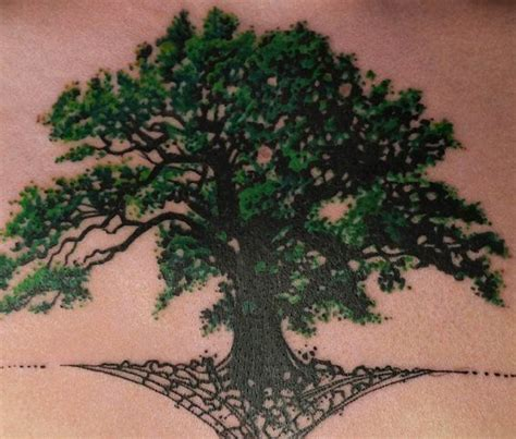oak tree tattoo meaning best 25 oak tree ideas on tree roots