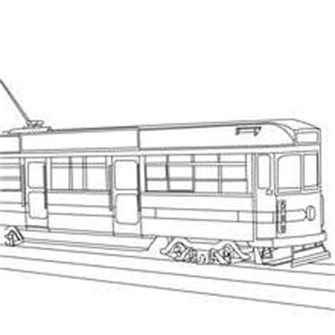 Coloriages Coloriage Tramway Gratuit Fr Hellokids Com Reparateur De Train A Colorier Reparateur De Train A Colorier Coloriage Coloriage Vehicules L