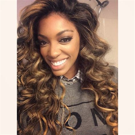 portia hair extensions 17 images about beauty porsha williams stewart sweet