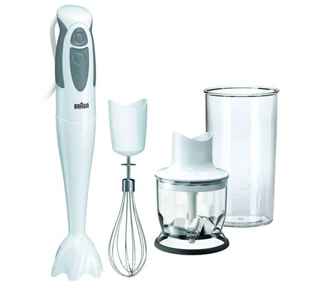 Buy BRAUN MQ325 Multiquick 3 Hand Blender   White   Free