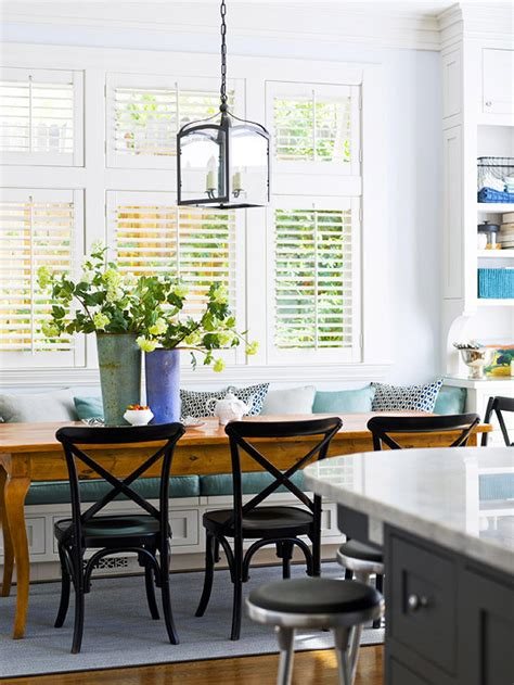 Kitchen Table Banquette Inspired By 8 Charming Banquettes The Inspired Room