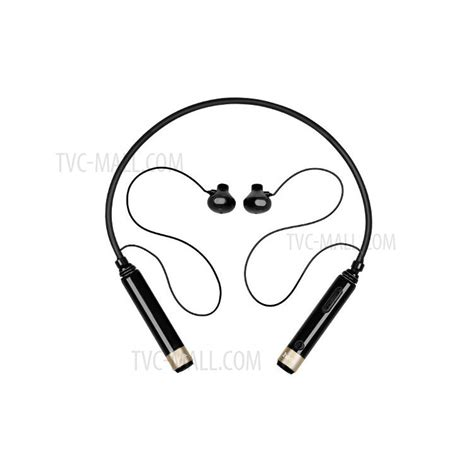 Hoco Delighted Wireless Bluetooth Earphone Es6 hoco es6 delighted wireless bluetooth 4 0 neckband in ear earphone for iphone 7 etc black