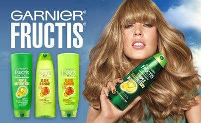 garnier fructis female hair model hair product review garnier fructis sleek n shine leave