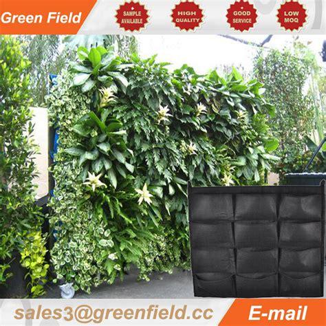 Dijamin Wall Planter 6 Kantong 12 kantong vertical garden taman gantung vertikal