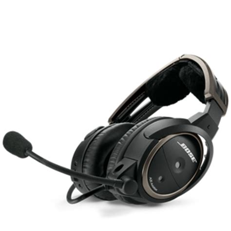 all new bose a20 aviation headset from sportys pilot bose headphones