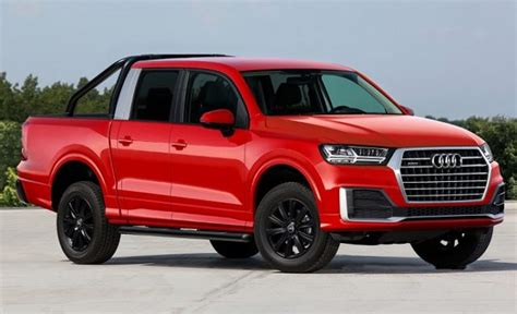 Audi Pick Up In Germany by Audi Q7 Pickup Truck A German Man On American Soil 2018