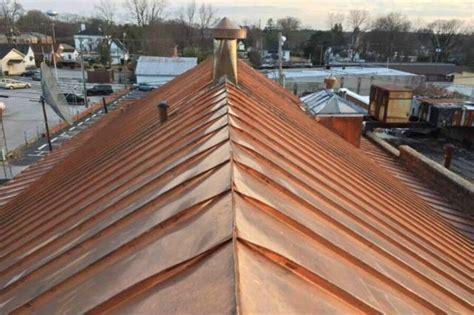 copper roofing contractors roofing contractors