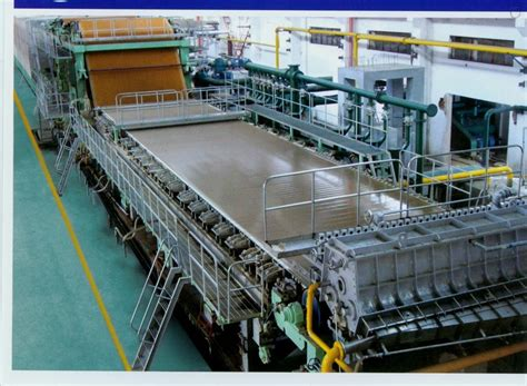 Paper Machines - china guangmao dryer can and fourdrinier wire craft