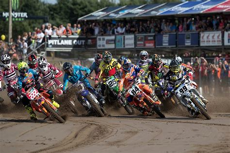 is there a motocross race today who is the best motocross racer in the today answer