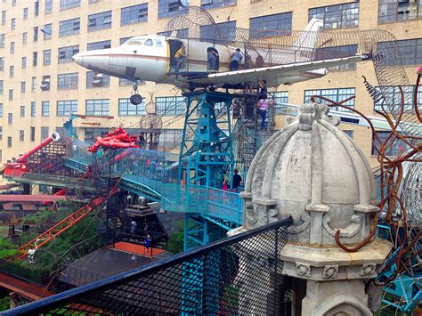St Citty Kid city museum a 10 story former shoe factory transformed