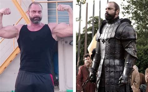 game of thrones king actor season 1 three different men played the mountain on quot game of