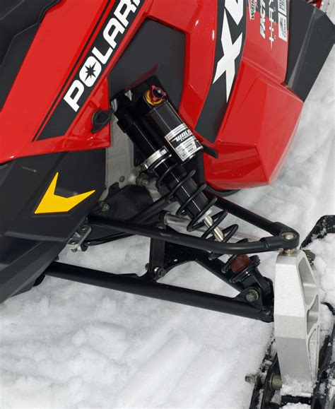 Shock Xcr 2017 polaris 600 xcr review snowmobile
