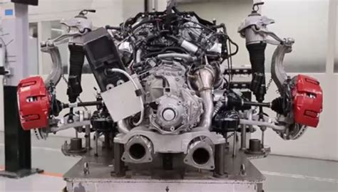 bentley w12 engine factory assembly plant dpccars