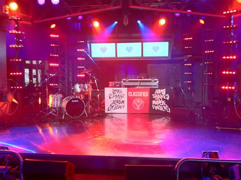 music stage ii classified much music f2 events corp