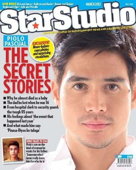 what happened to stare magazine bizz e piolo pascual covers star studio magazine march