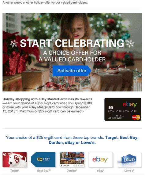 Buy Lowes Gift Card With Paypal - free 25 with ebay paypal credit card targeted doctor of credit