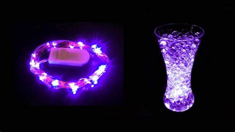 Battery Operated Lights For Vases by 20leds Submersible Battery Operated String Lights Floral
