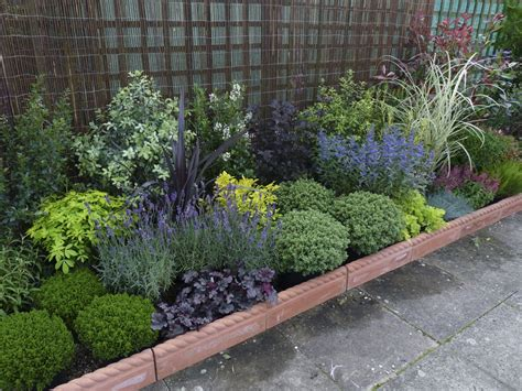 Small Garden Border Ideas Low Border Plants Plants Are An Important Part Of Any Garden Without Evergreen Plants