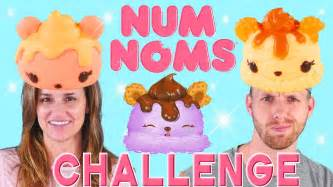 num noms challenge 8 surprise toy mystery packs scent guessing game dctc