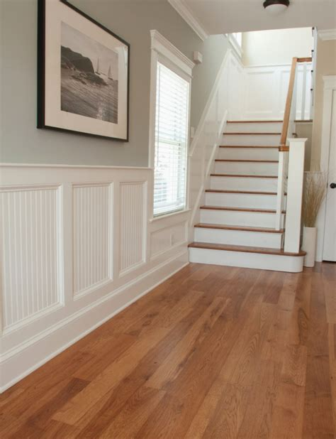 Bead Board Wainscoting by Tidbits From The Tremaynes Moulding Is A S Best Friend
