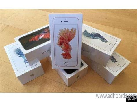 Kp3196 New Apple Iphone 6s 64gb Garansi Distrib Kode Tyr3252 8 apple iphone 6s gold samsung galaxy s6 note 5 adhoards classified apple