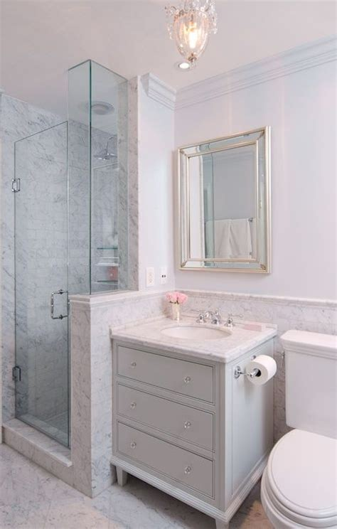 silver bathroom vanity white marble master bathroom sophisticated bathroom features silver beveled mirror over