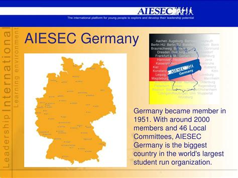 aiesec information session powerpoint