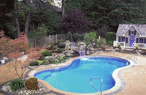 backyard aqua designs 100 backyard aqua designs in ground pools goodall