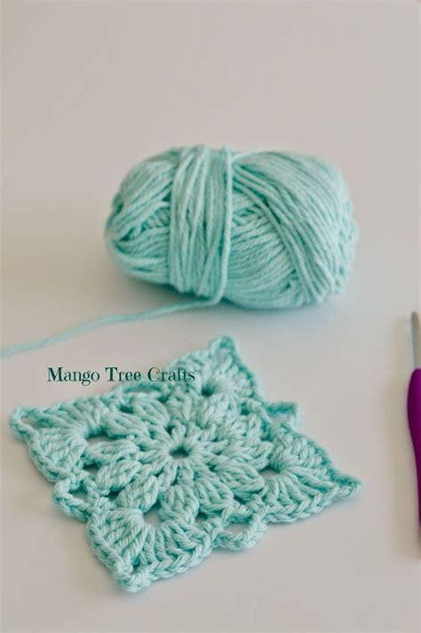 crochet pattern tutorial pinterest free crochet motif photo tutorial from mango tree crafts